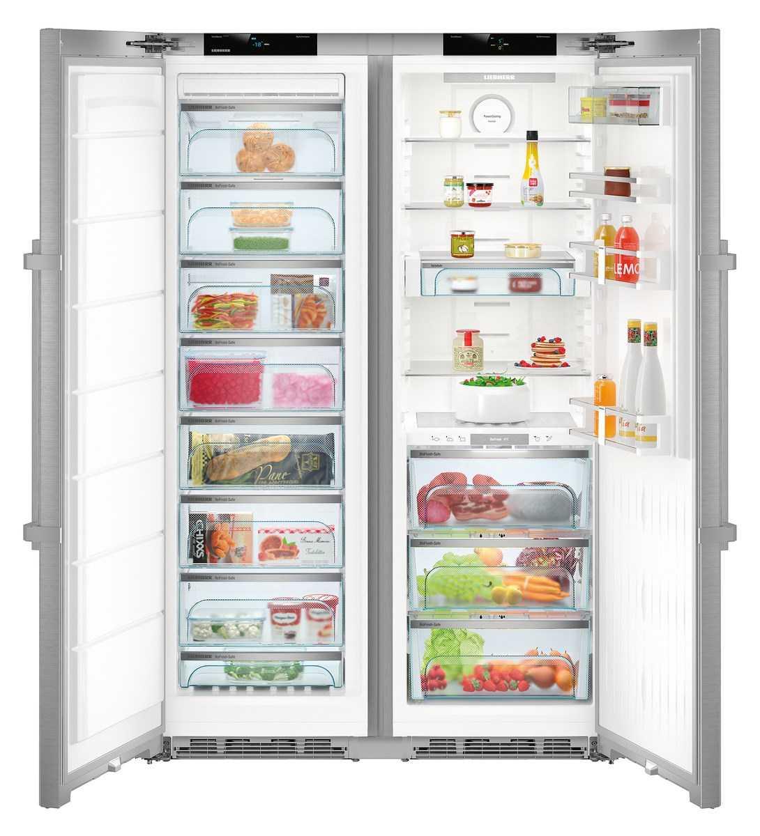 Бытовой холодильник SBSes 8663 Premium BioFresh NoFrost