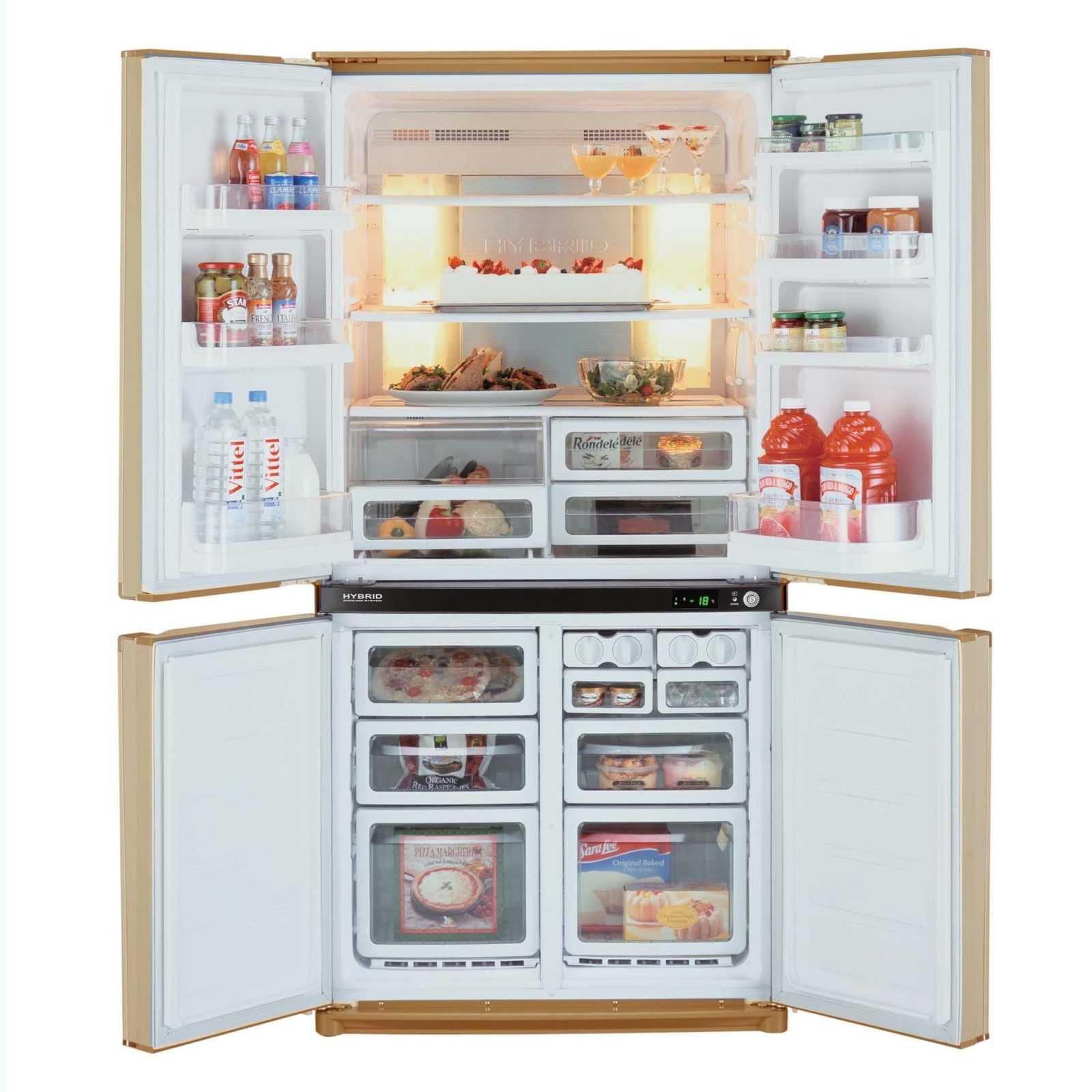 Бытовой холодильник Sharp SJ F95STBE