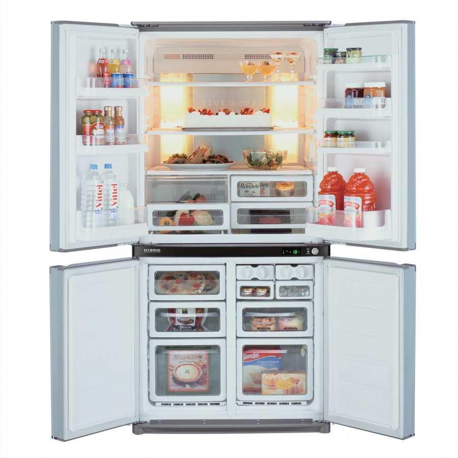 Бытовой холодильник Sharp SJ FP97VBE