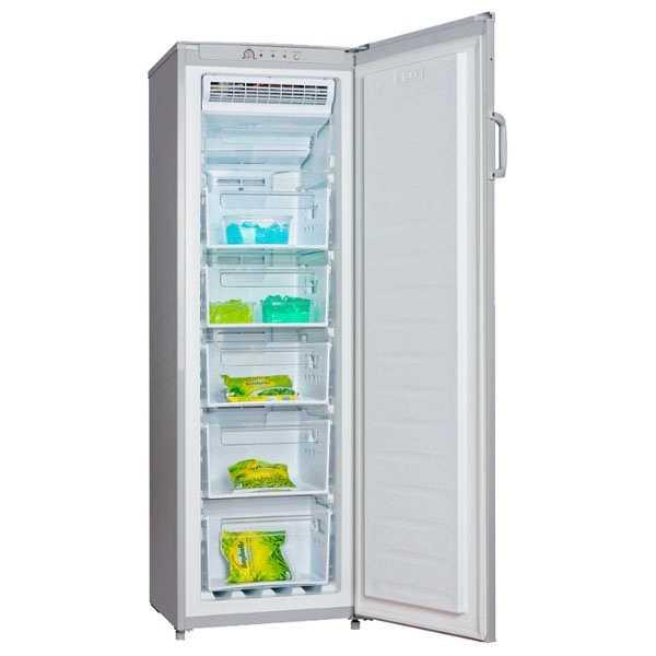 Морозильный шкаф Shivaki SFR-190NFS