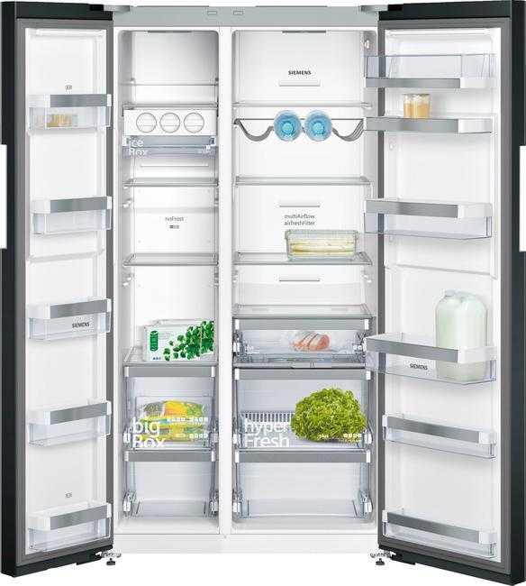 Бытовой холодильник Siemens KA92NLB35R