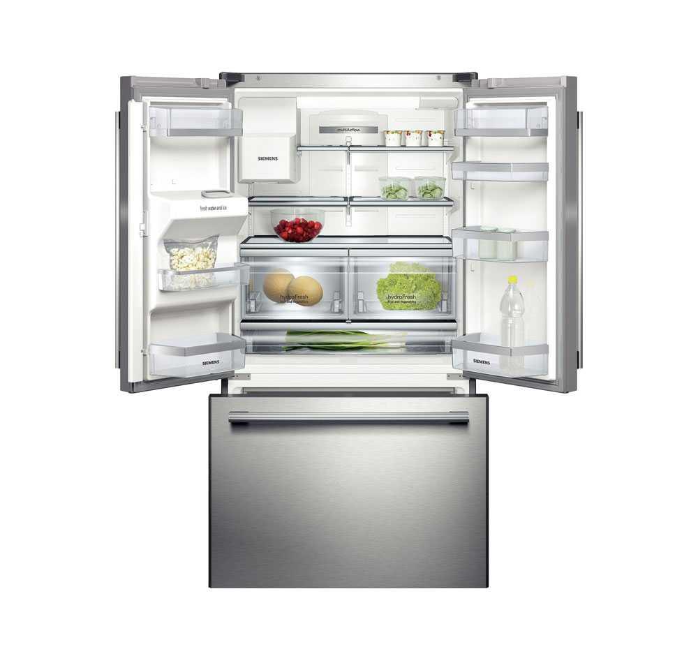 Бытовой холодильник SIEMENS KF91NPJ20