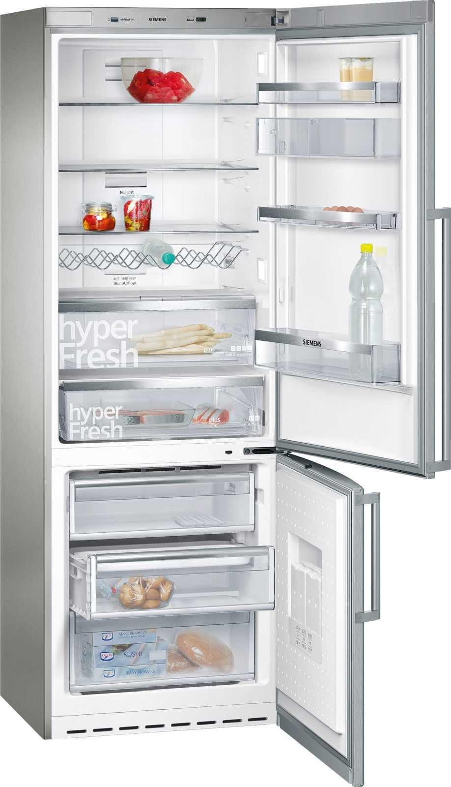 Бытовой холодильник Siemens kg49nai22r