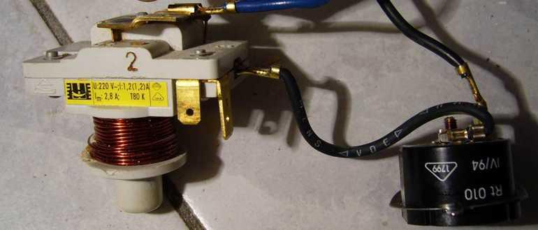 Подключение, ремонт и замена пускового реле холодильников «Атлант»
