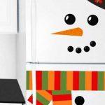 Декор холодильника своими руками: как можно украсить бытовую технику