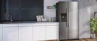 Side by Side Gorenje