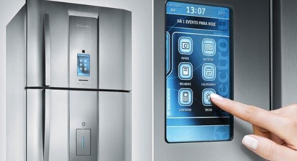 Смарт-холодильник